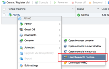 Using VMware Fusion for your VM Remote Console « vmexplorer